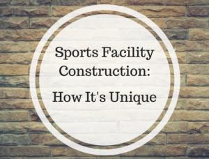 Sports Facility Construction