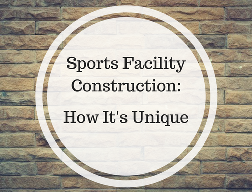 Sports Facility Construction